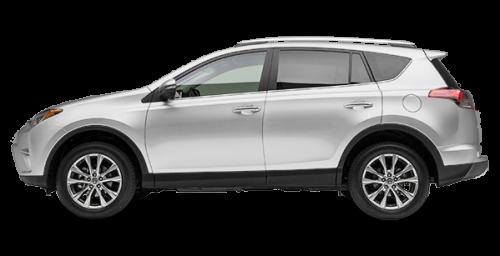 2017 Toyota  RAV4 Limited DÉMO