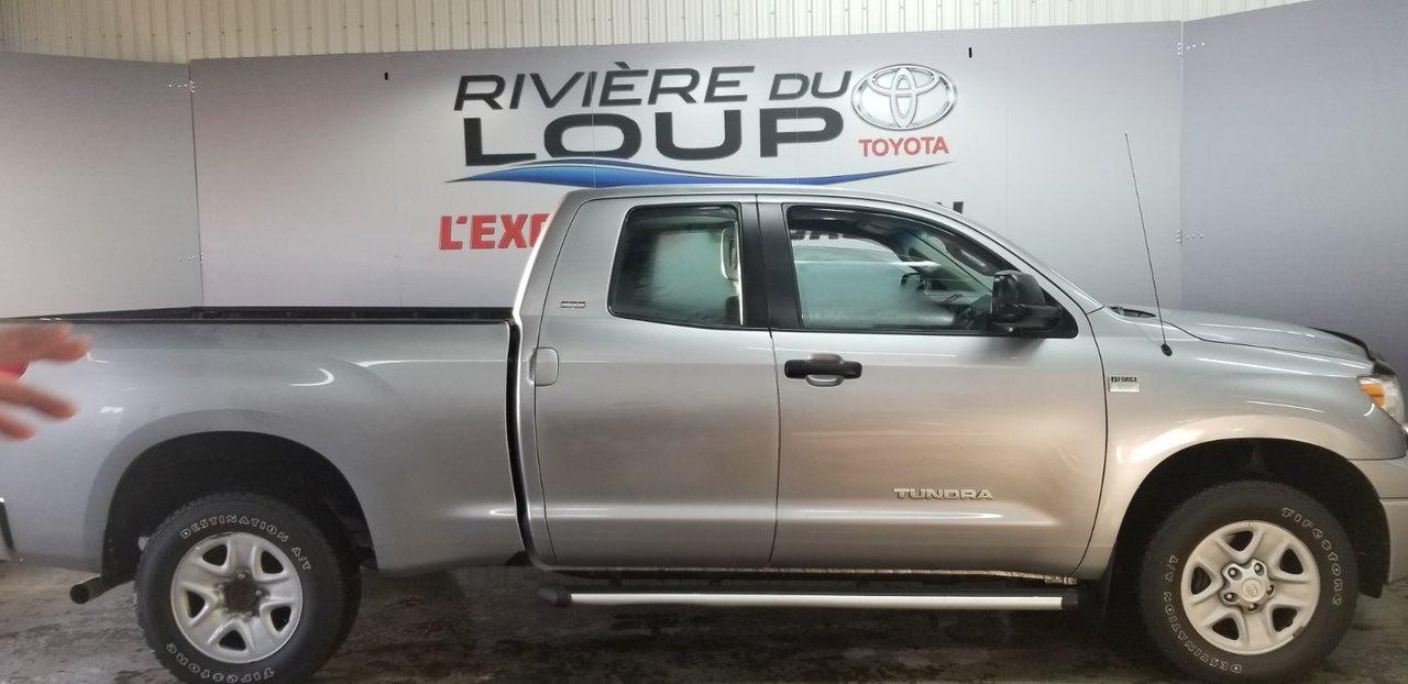 2010 Toyota  Tundra SR5 VENDU TEL QUEL