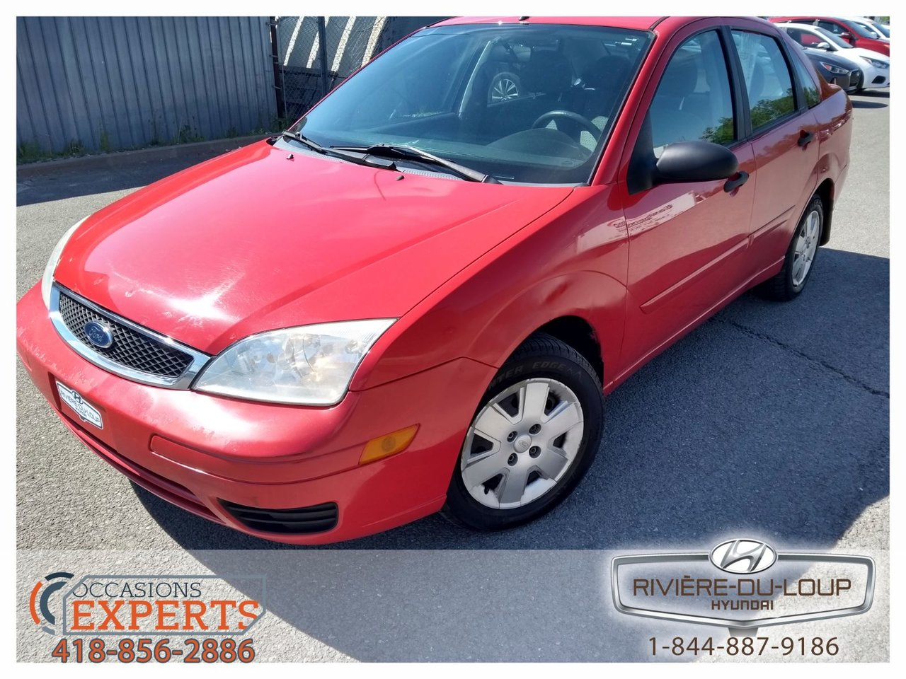 2006 Ford  Focus ZX4,AC,CRUISE