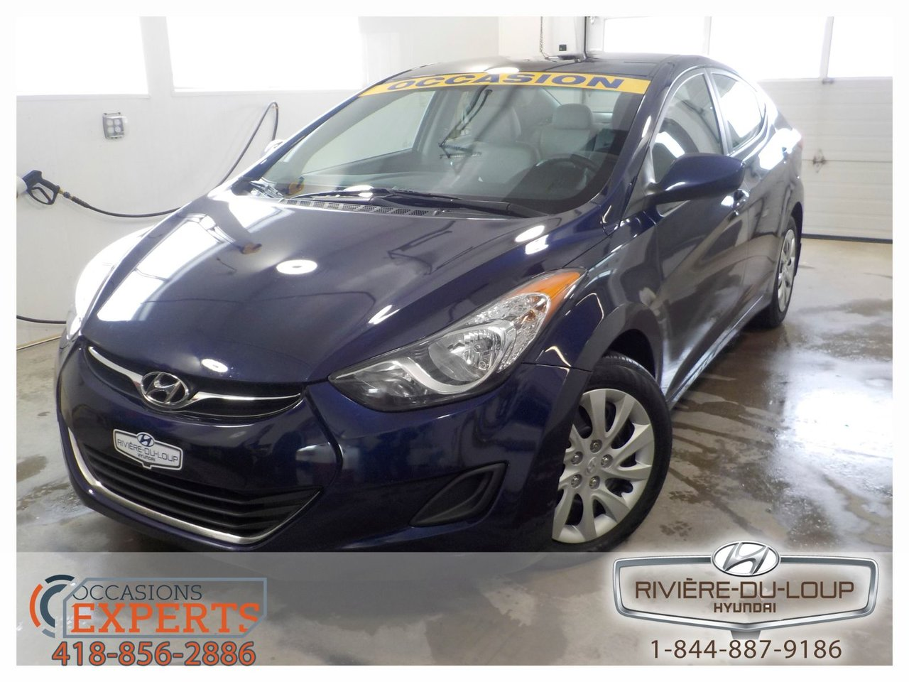2013 Hyundai  Elantra GL,SIEGES CHAUFFANT,AC,CRUISE