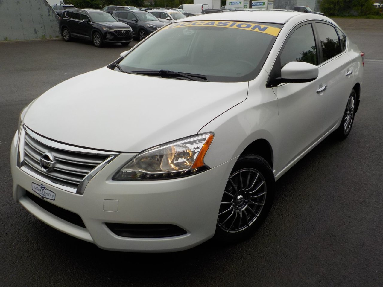 2015 Nissan  Sentra SV,MAGS,AC,CRUISE,DEMARREUR.