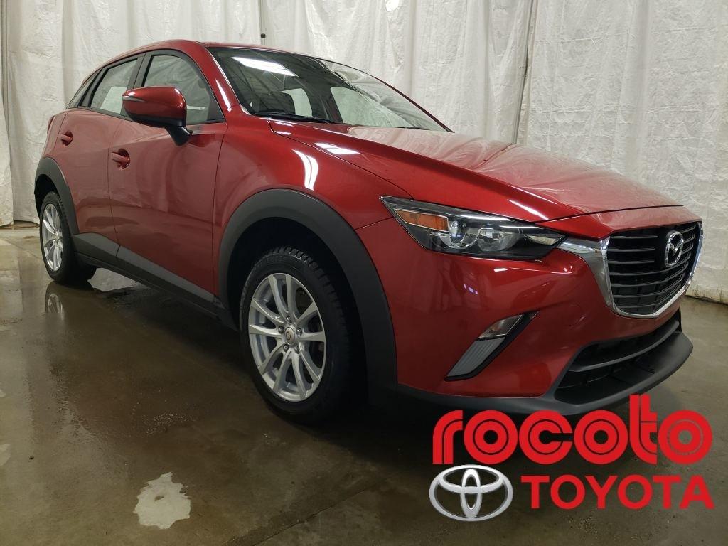 2016 Mazda  CX-3 * GS * TOIT OUVRANT * CUIR *