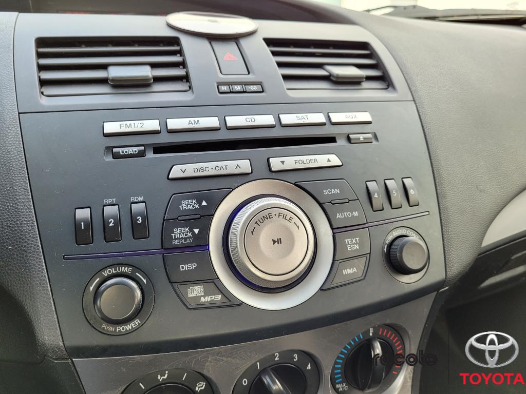 2011 Mazda  Mazda3 * GX * AIR CLIMATISÉE * MAGS *