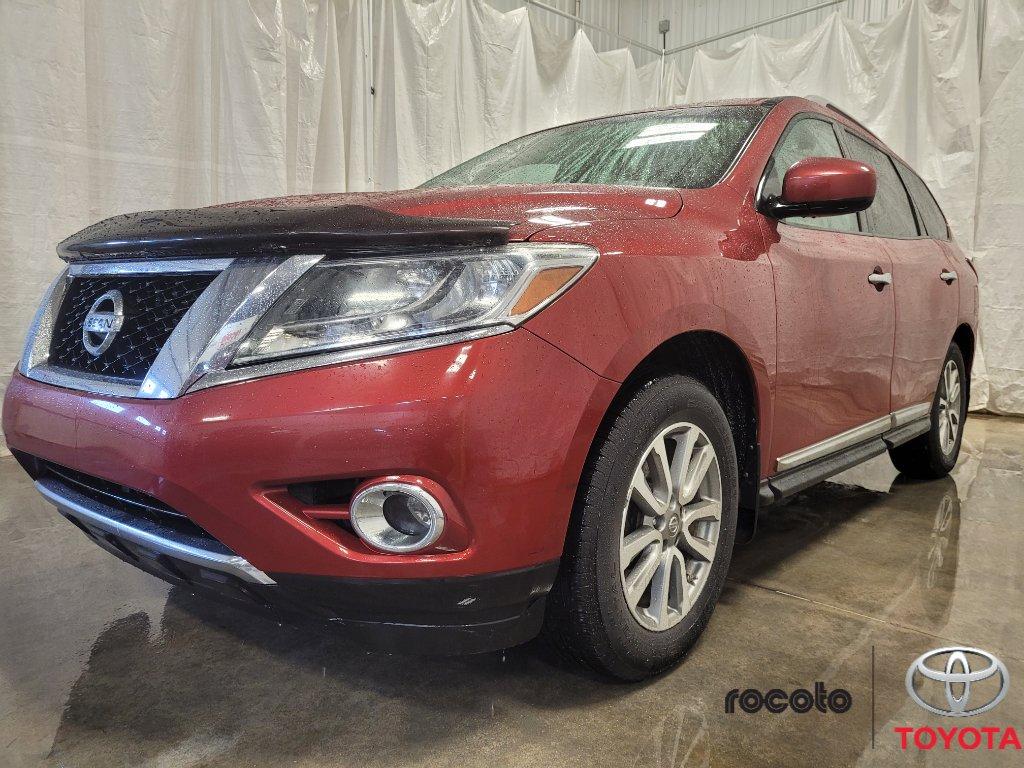 2013 Nissan  Pathfinder * PLATINUM * GR ÉLECTRIQUE * TOIT OUVRANT *