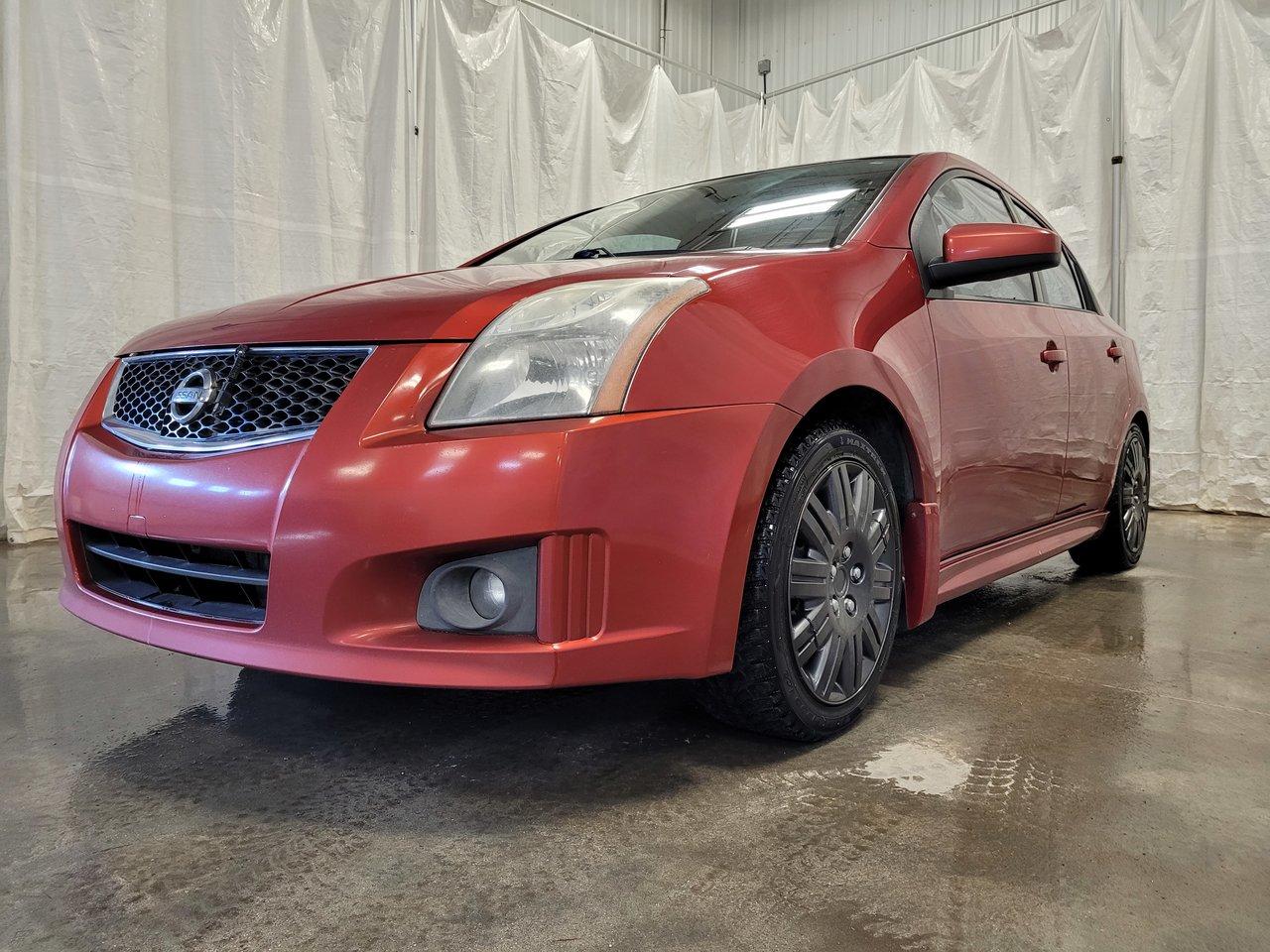 2010 Nissan  Sentra * SE-R Spec V * GR ÉLECTRIQUE * MAGS *