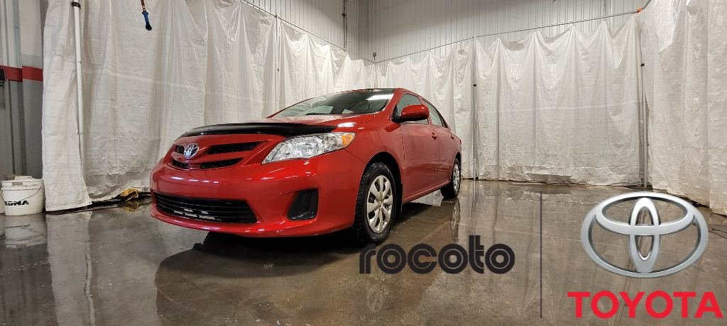 2012 Toyota  Corolla * CE * AIR CLIMATISÉE * BLUETOOTH *