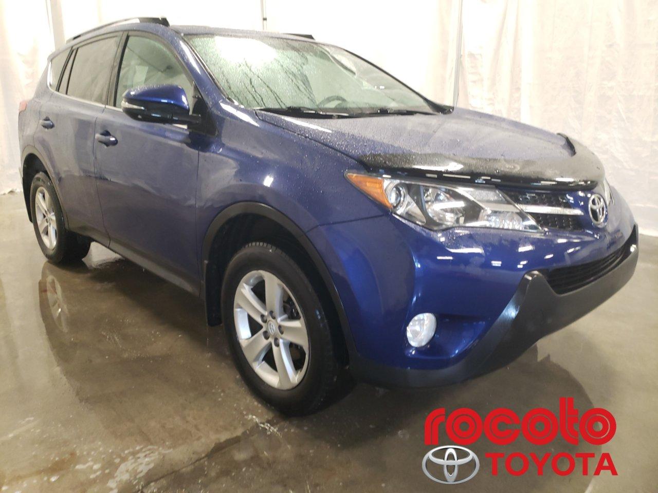 2014 Toyota  RAV4 * XLE AWD * GR ÉLECTRIQUES * TOIT OUVRANT * M