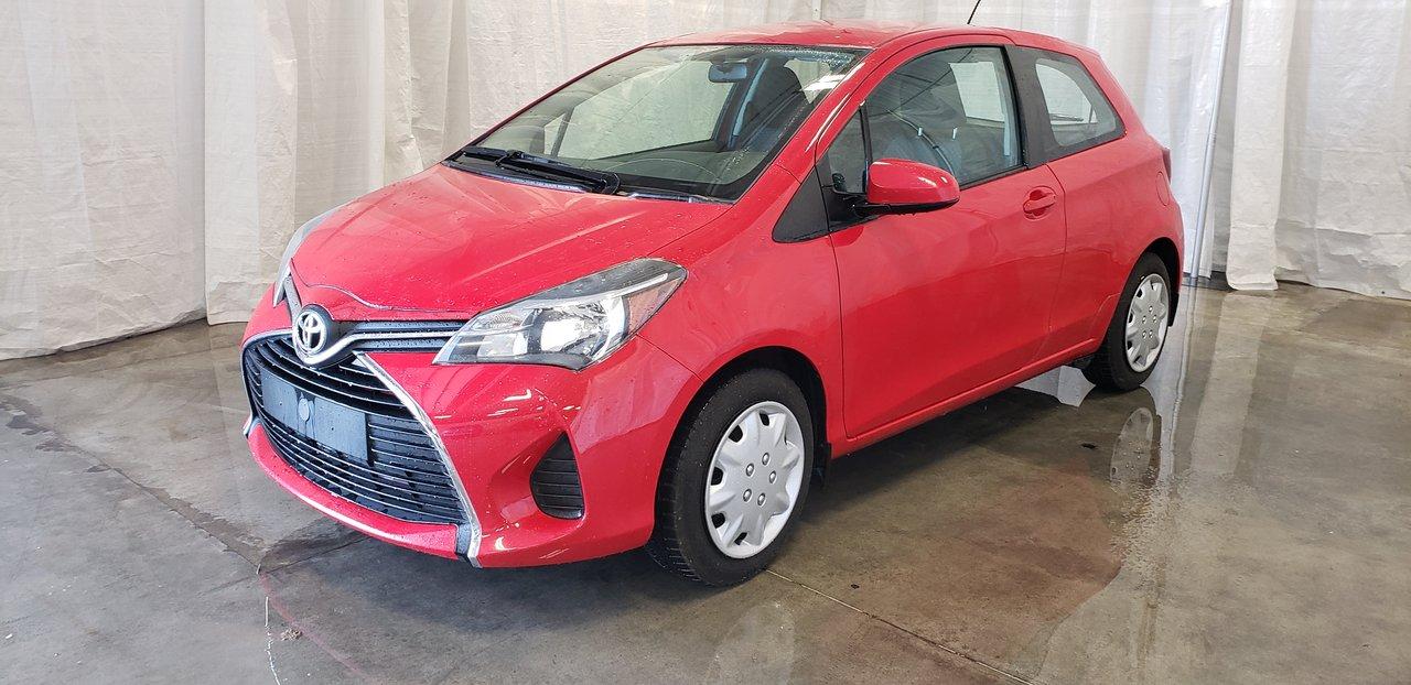 2015 Toyota  Yaris CE MANUEL