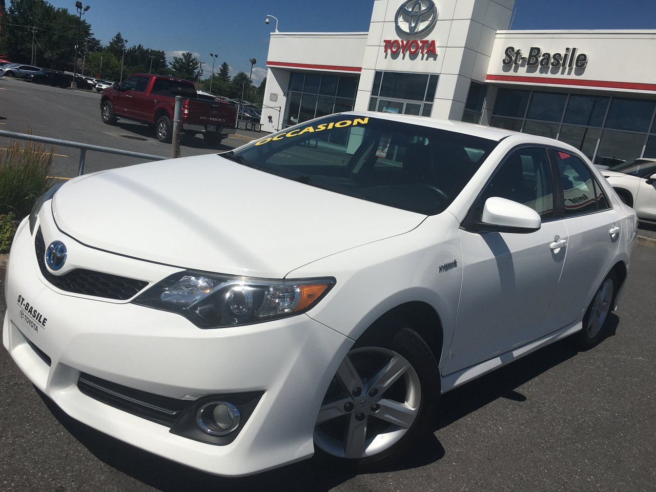 2014 Toyota  Camry Hybrid SE MAGS CUIR AIR CLIMATISE CAMERA RECUL
