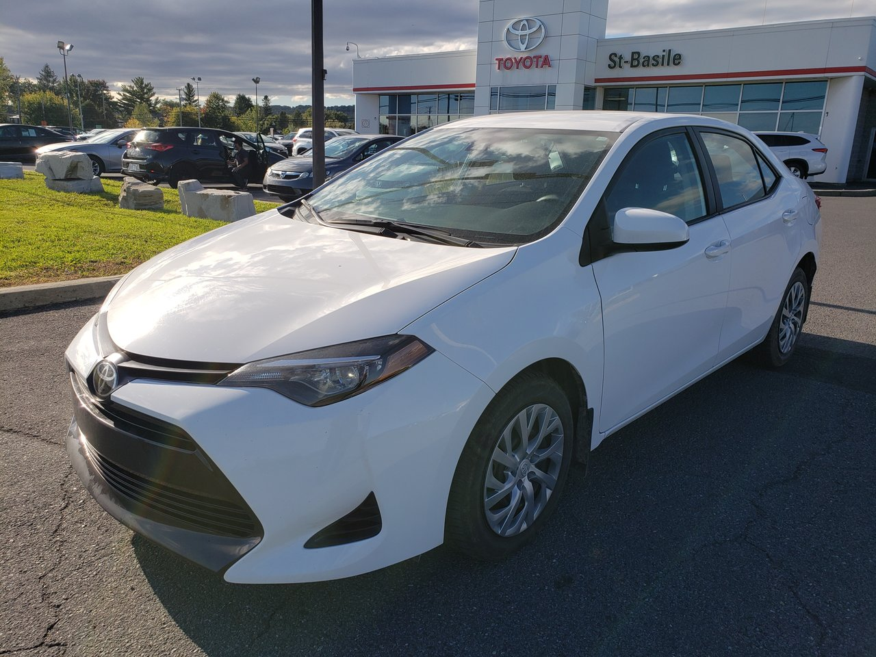 2019 Toyota  Corolla LE BLUETOOTH SIEGES CHAUFFANTS CAMERA RECUL