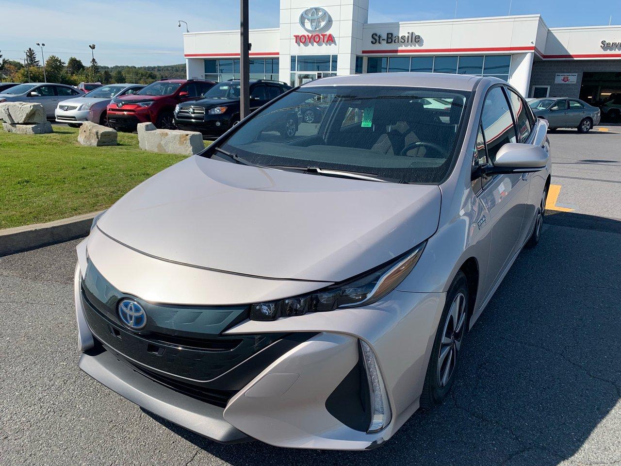 2017 Toyota  PRIUS PRIME GPS VOLANT CHAUFFANT BLUETOOTH CLIM CRUISE