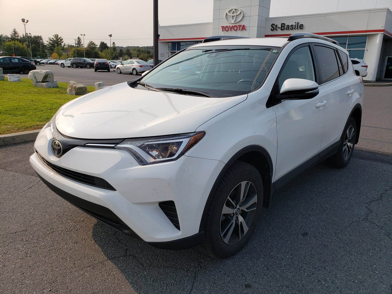 2018 Toyota  RAV4 LE SIEGE CHAUFFANTS CAMERA RECUL BLUETOOTH