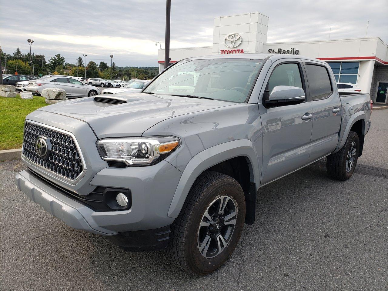 2019 Toyota  Tacoma TRD SPORT MANUELLE BLUETOOTH SIEGE CHAUFFANTS