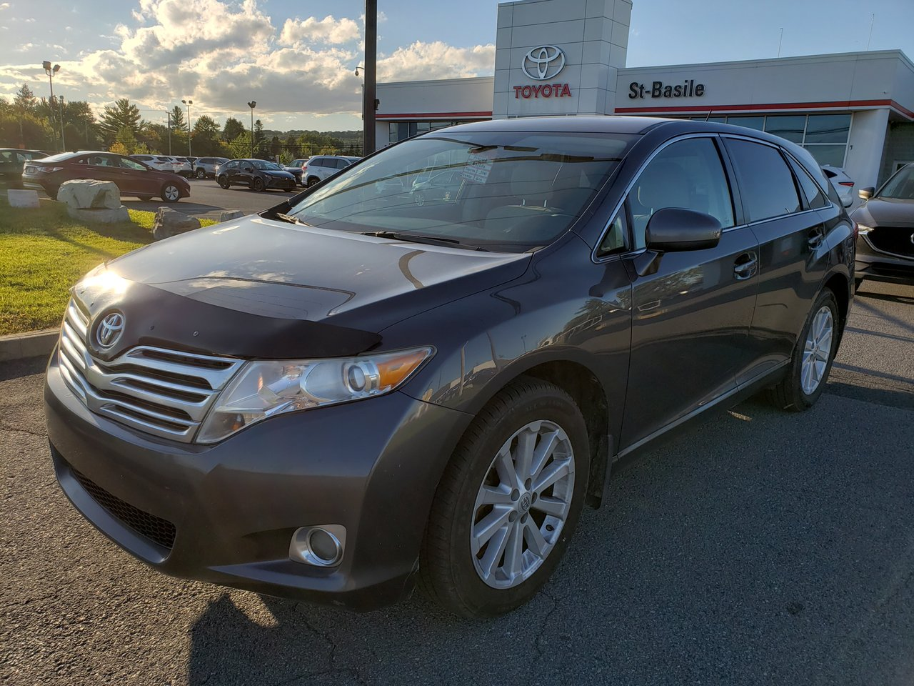 2010 Toyota  Venza MAGS AIR CLIMATISE BLUETOOTH GR. ELECTRIQUE
