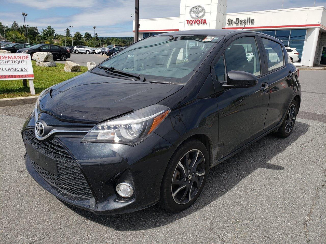 2016 Toyota  Yaris SE MAGS BLUETOOTH GR. ELECTRIQUE