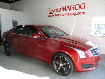 2014 Cadillac  ATS Luxury awd,