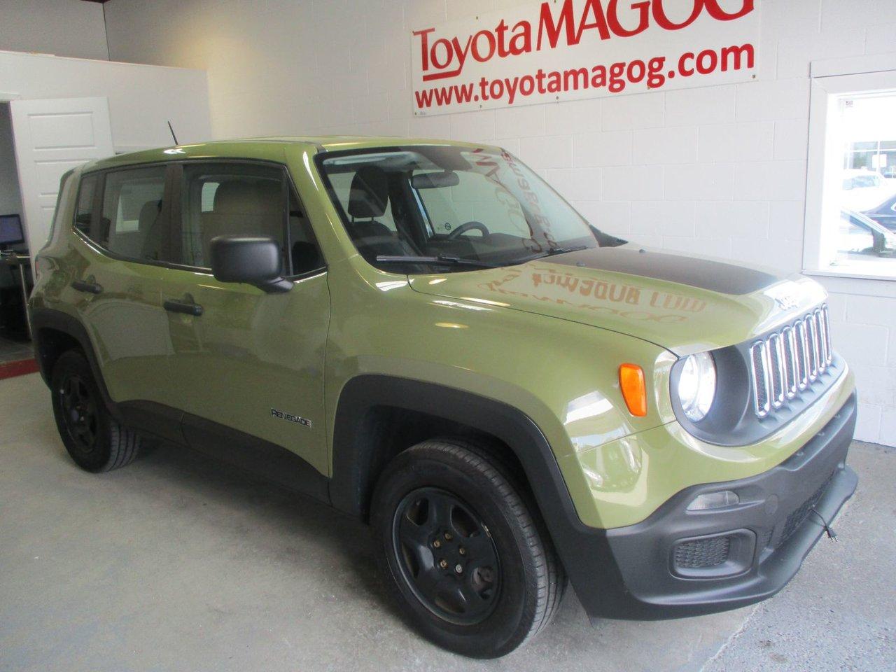 2015 Jeep  Renegade Sport, 4X4