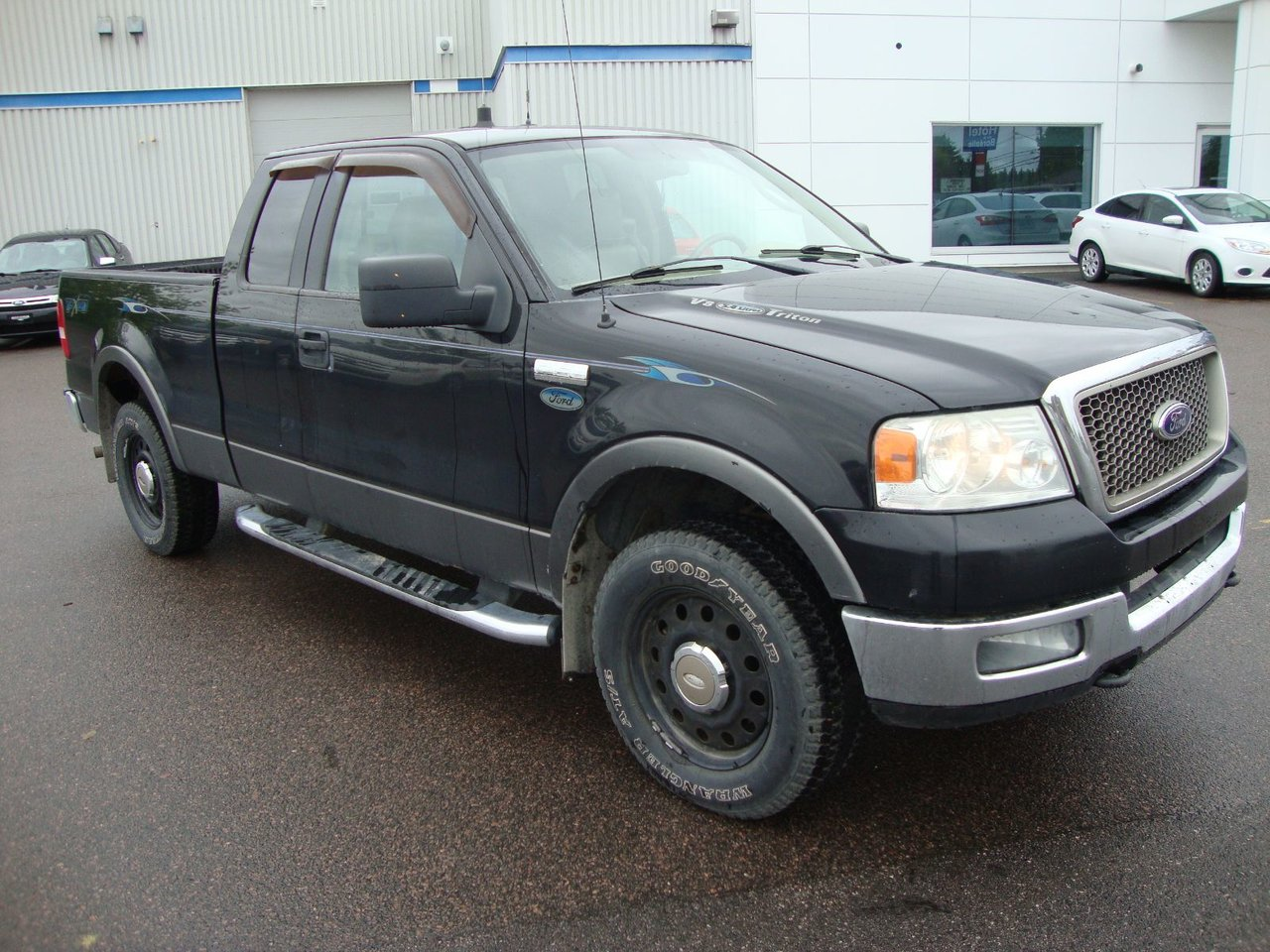 Ford f 150 2005 d 39 occasion vendre chez jean dumas ford for Miroir ford f 150