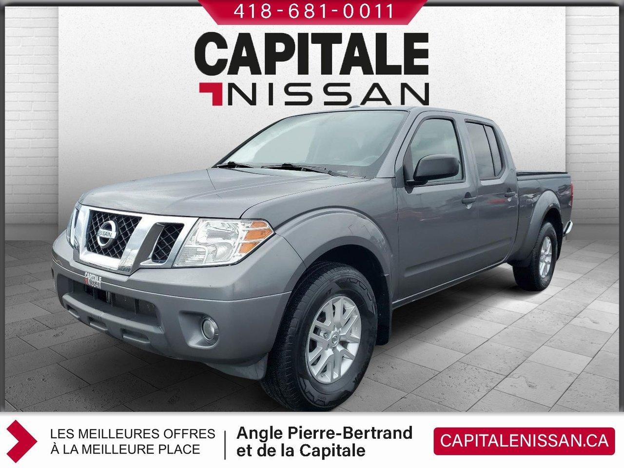 Nissan Frontier 2018 SV CREW CAB 4X4 ***65 500 KM***