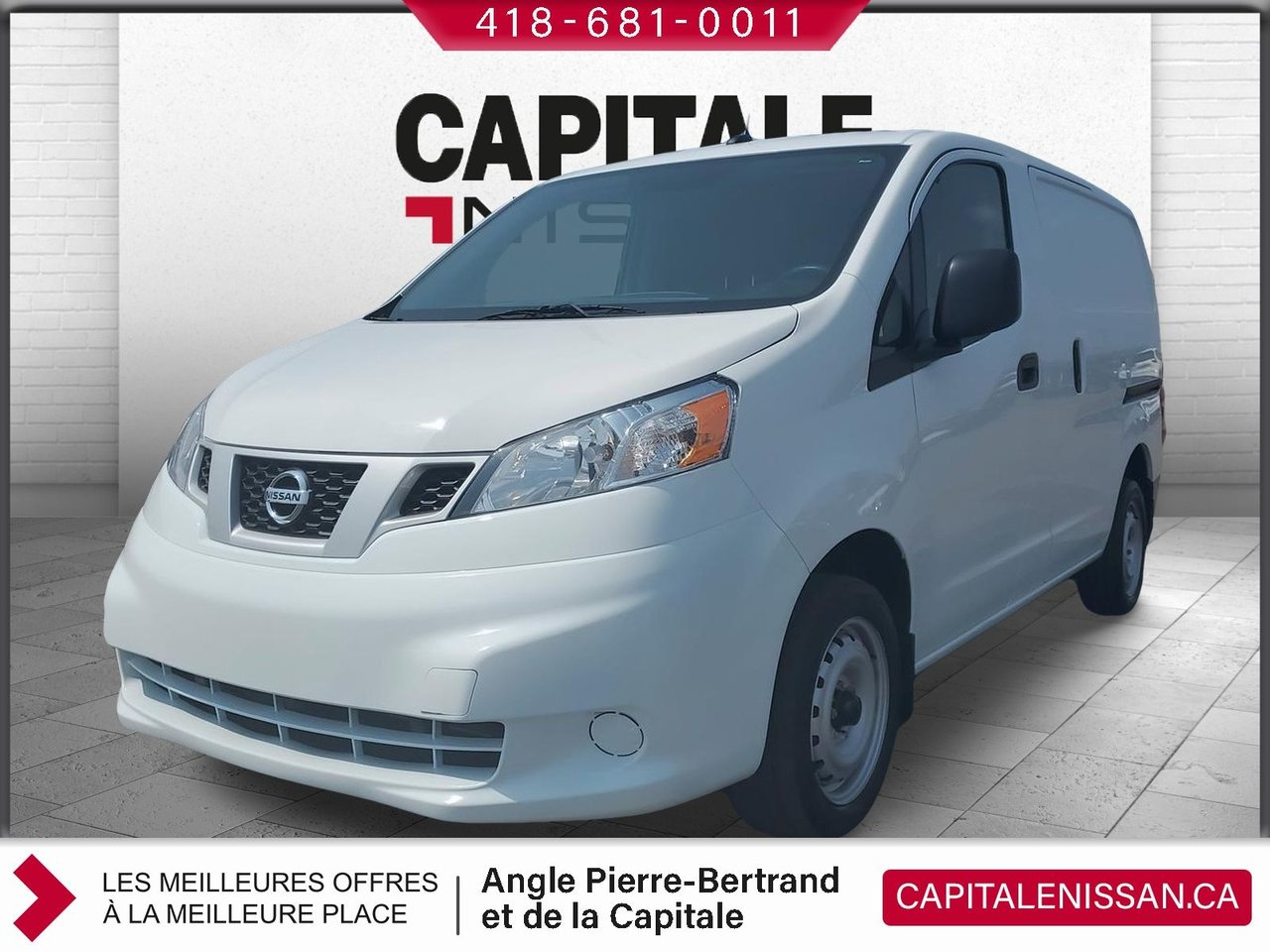 Nissan NV200 2020 S ***90 $ / SEMAINE***