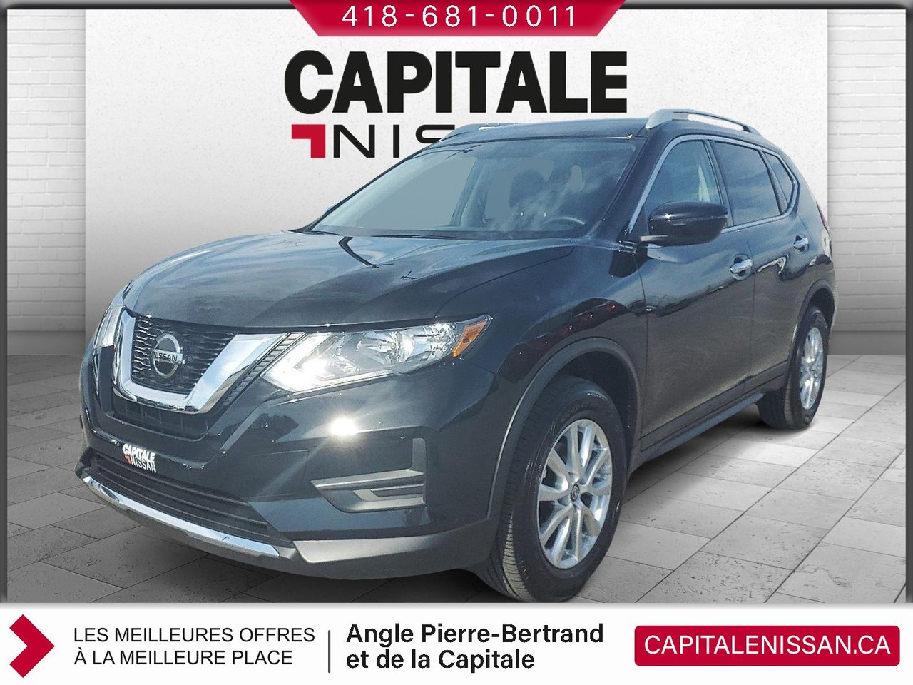Nissan Rogue 2020 S AWD ***SPECIAL EDITION***