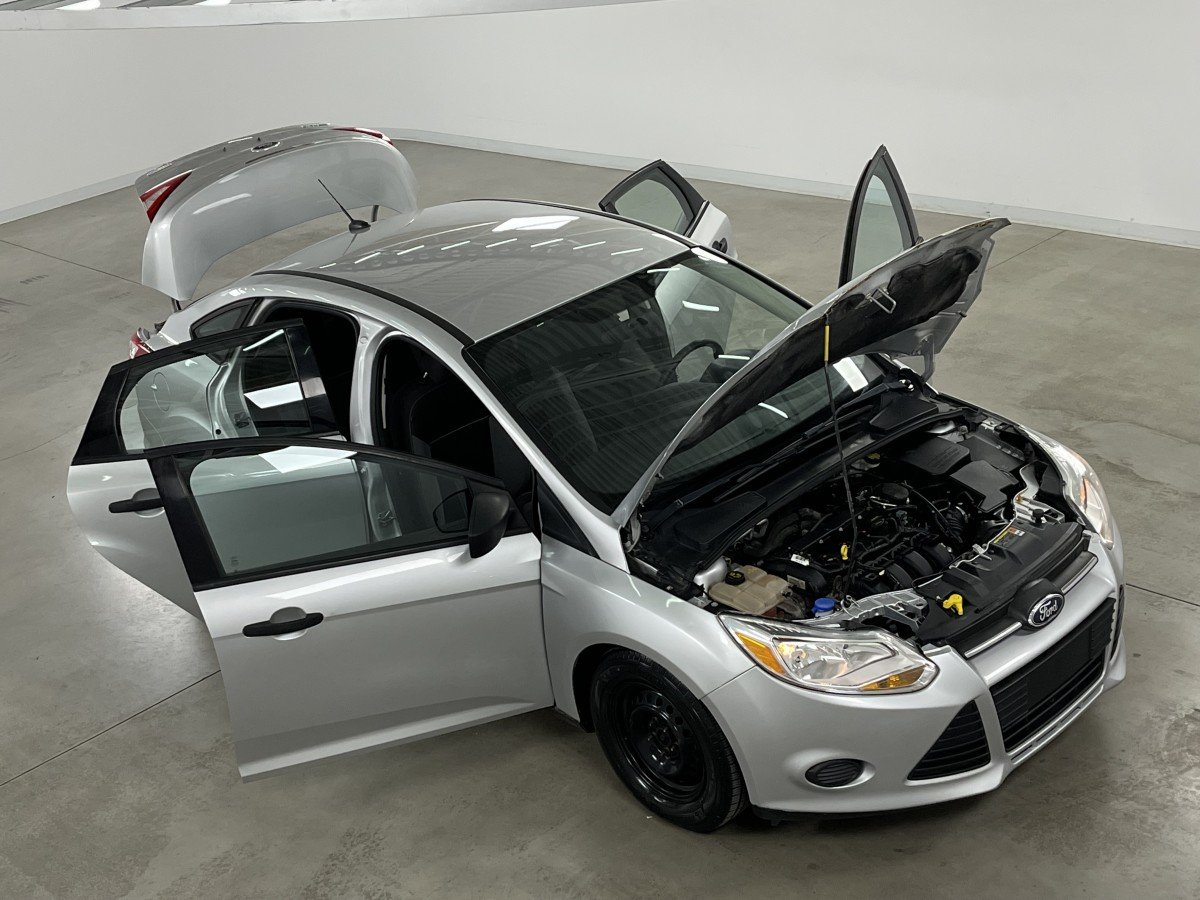 Ford Focus 2014 S