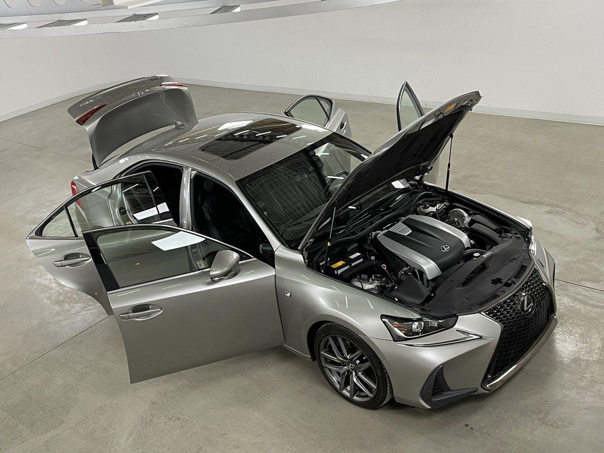 Lexus IS 2019 F-SPORT-1 DEMARREUR