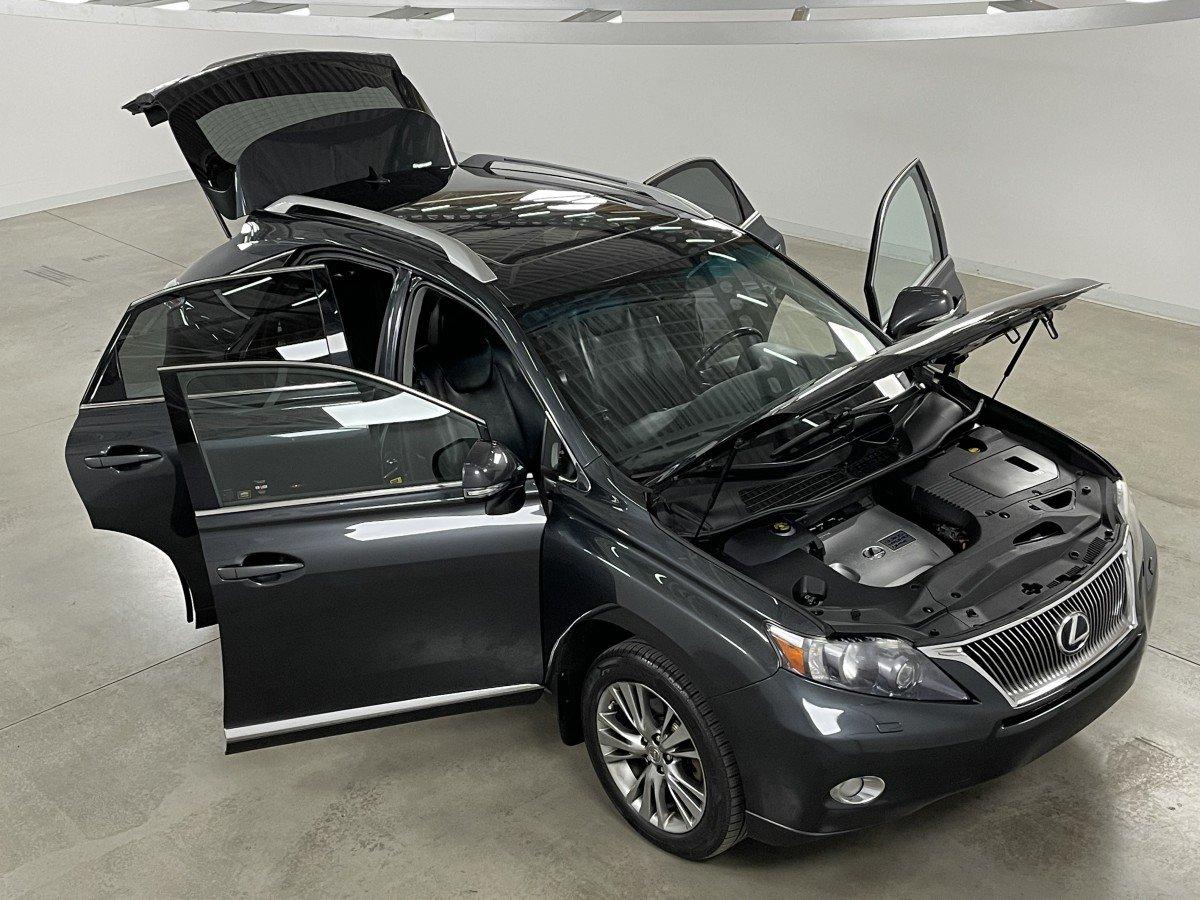 Lexus RX 2011 AWD 4DR HYBRID