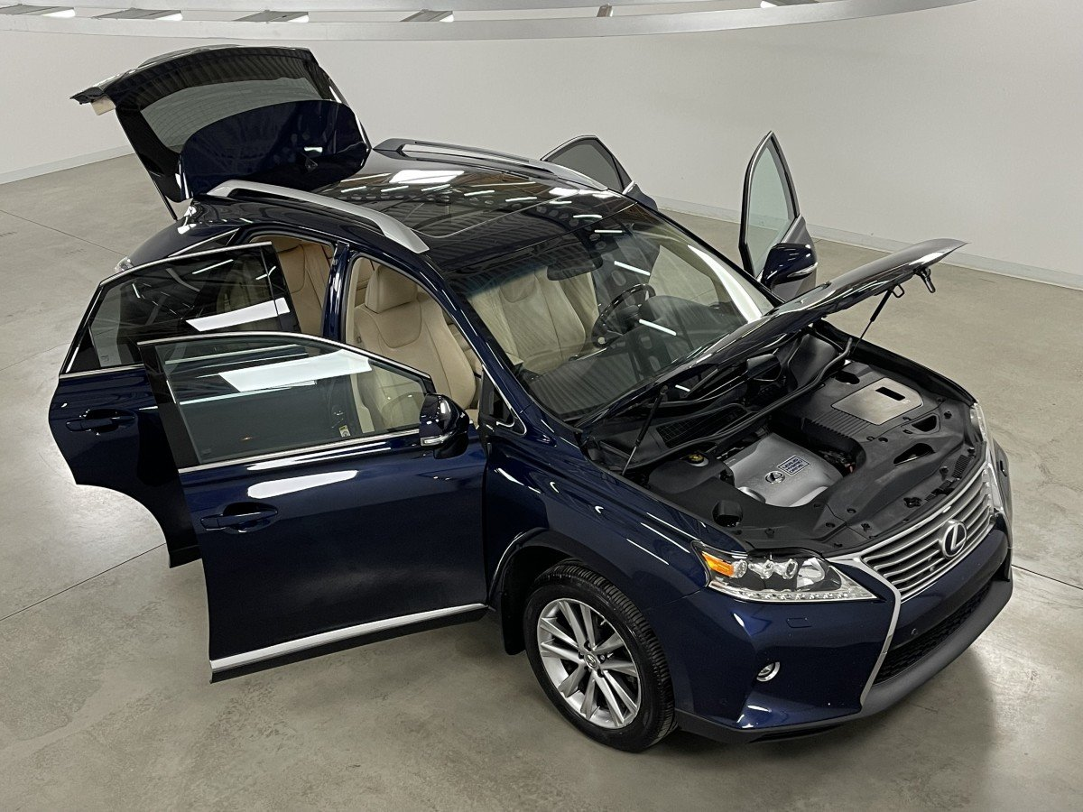 Lexus RX 2015 4DR AWD HYBRID