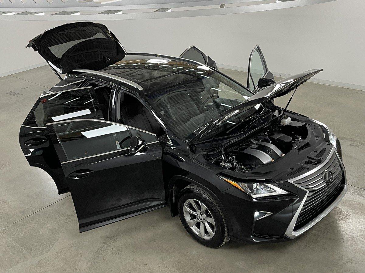 Lexus RX 2019 CUIR TOIT