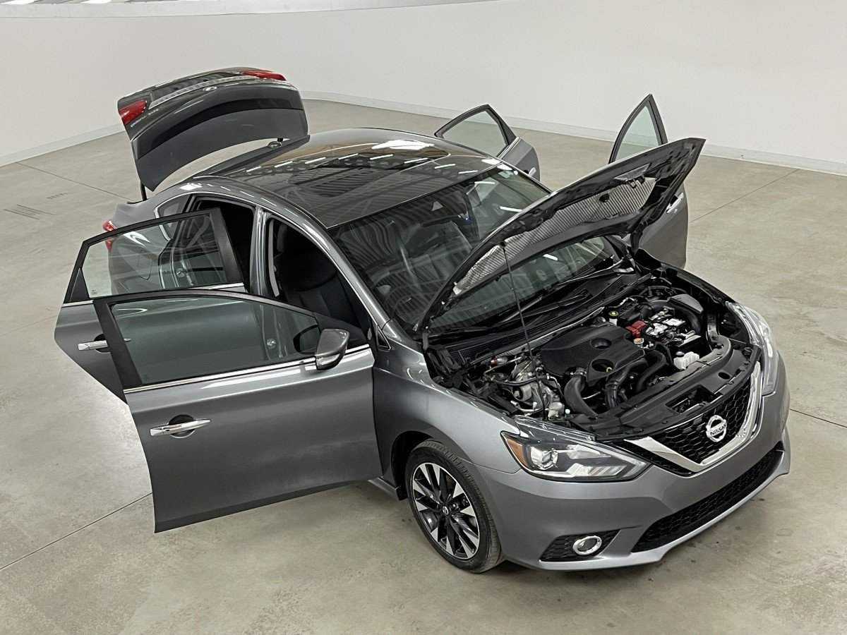 Nissan Sentra 2017 SR TURBO