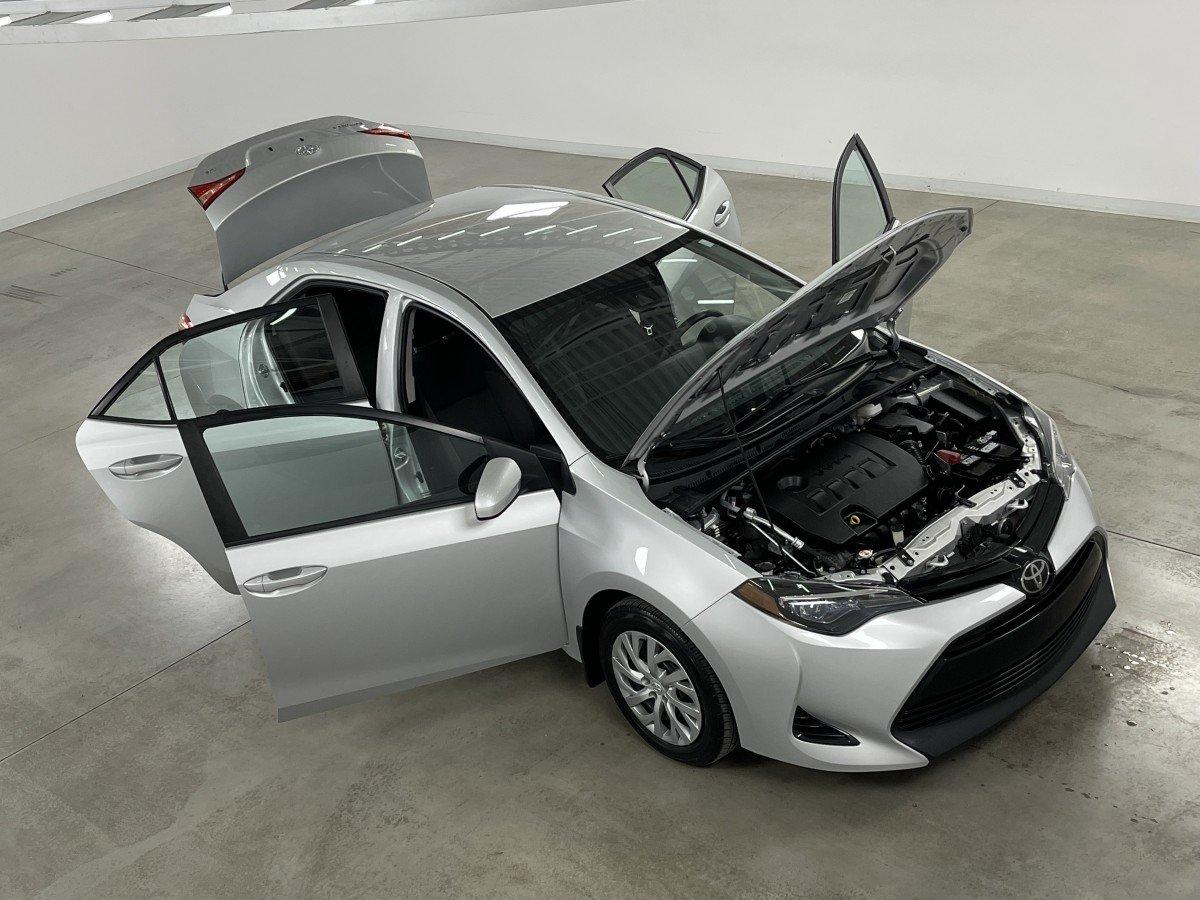 Toyota Corolla 2018 DEMARREUR