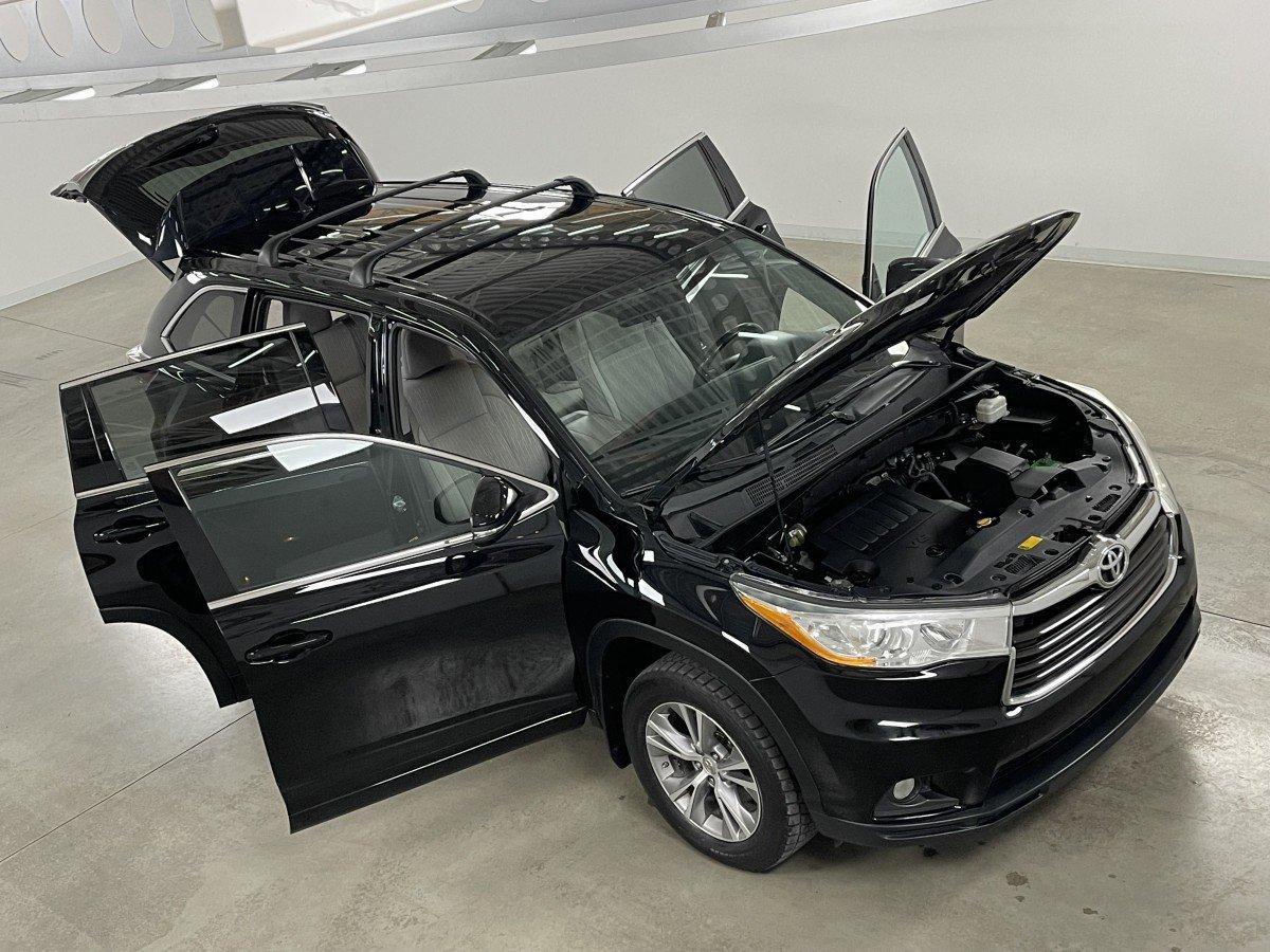 2015 Toyota Highlander V6 LE GR.B