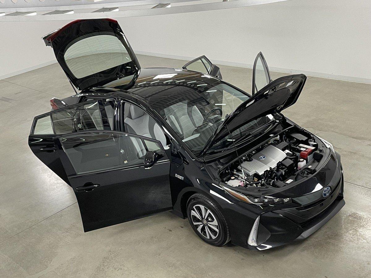 Toyota Prius Prime 2020 CUIR TOIT ECRAN