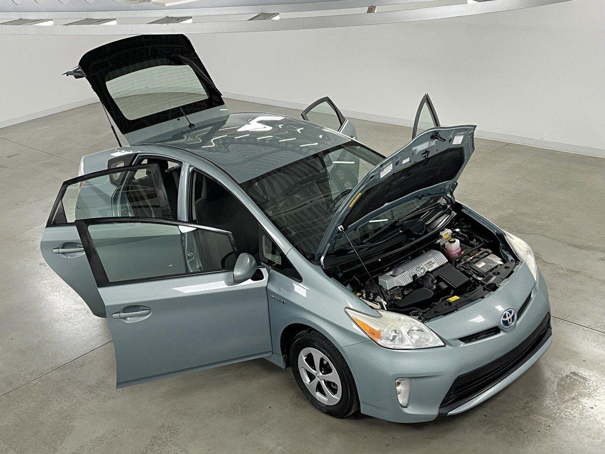 Toyota Prius 2012 DEMARREUR