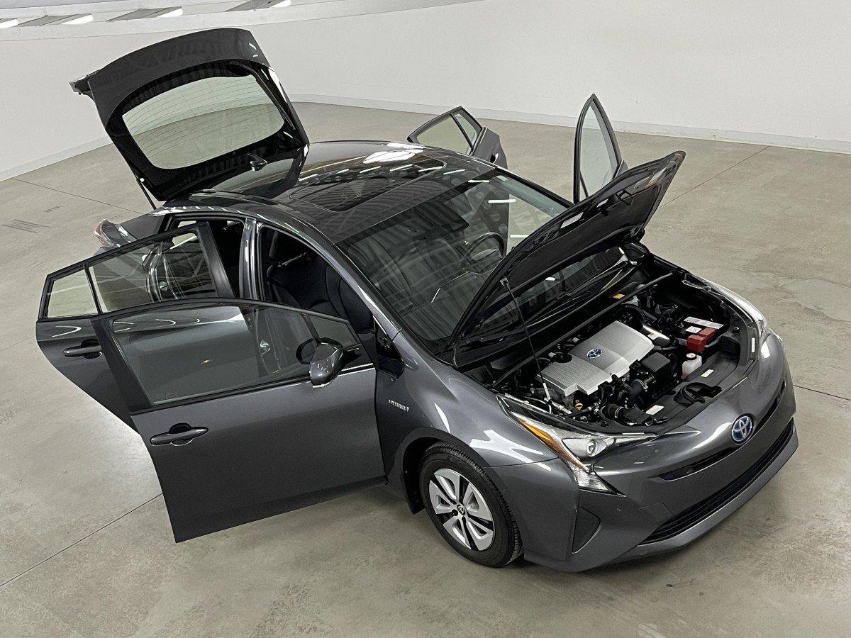 Toyota Prius 2017 GPSHUDCUIRTOITDEMARR