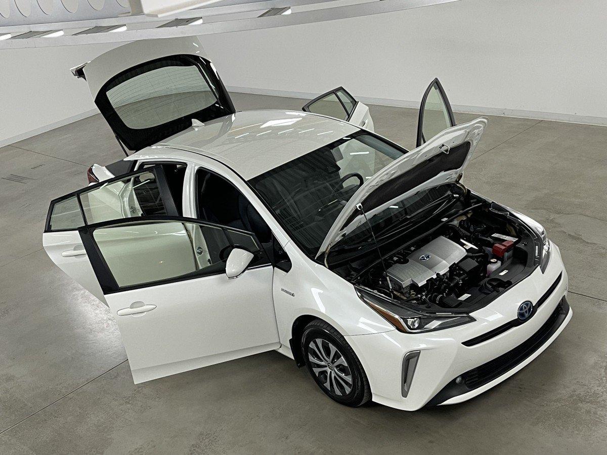 Toyota Prius 2019 TECHNOLOGY