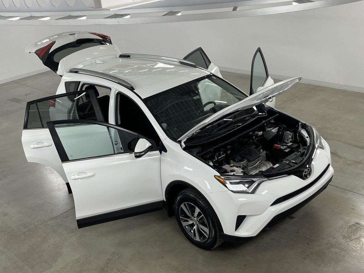 Toyota RAV4 2018 FULL AIR DEMARREUR