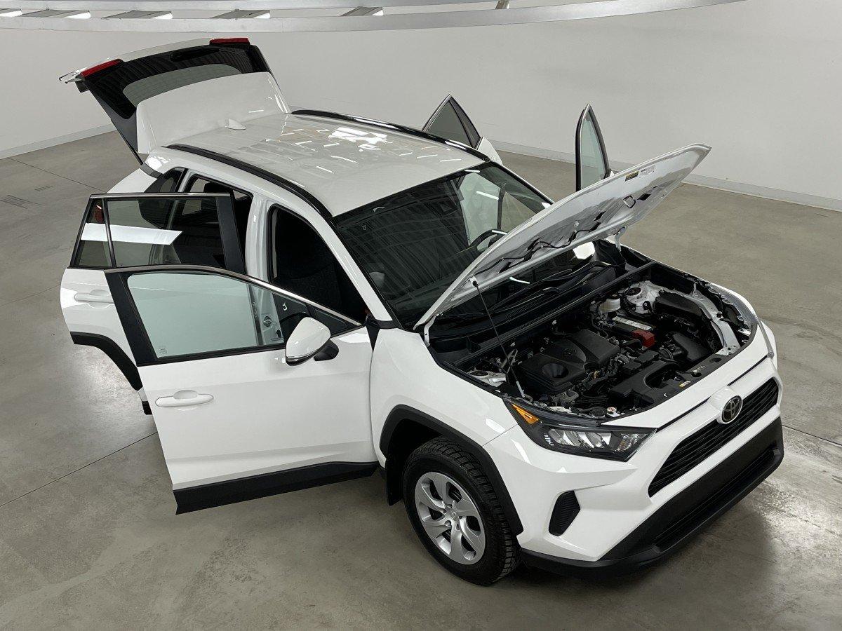 Toyota RAV4 2019 LE