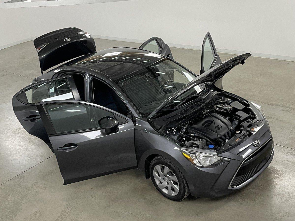 Toyota Yaris 2018 DEMARREUR