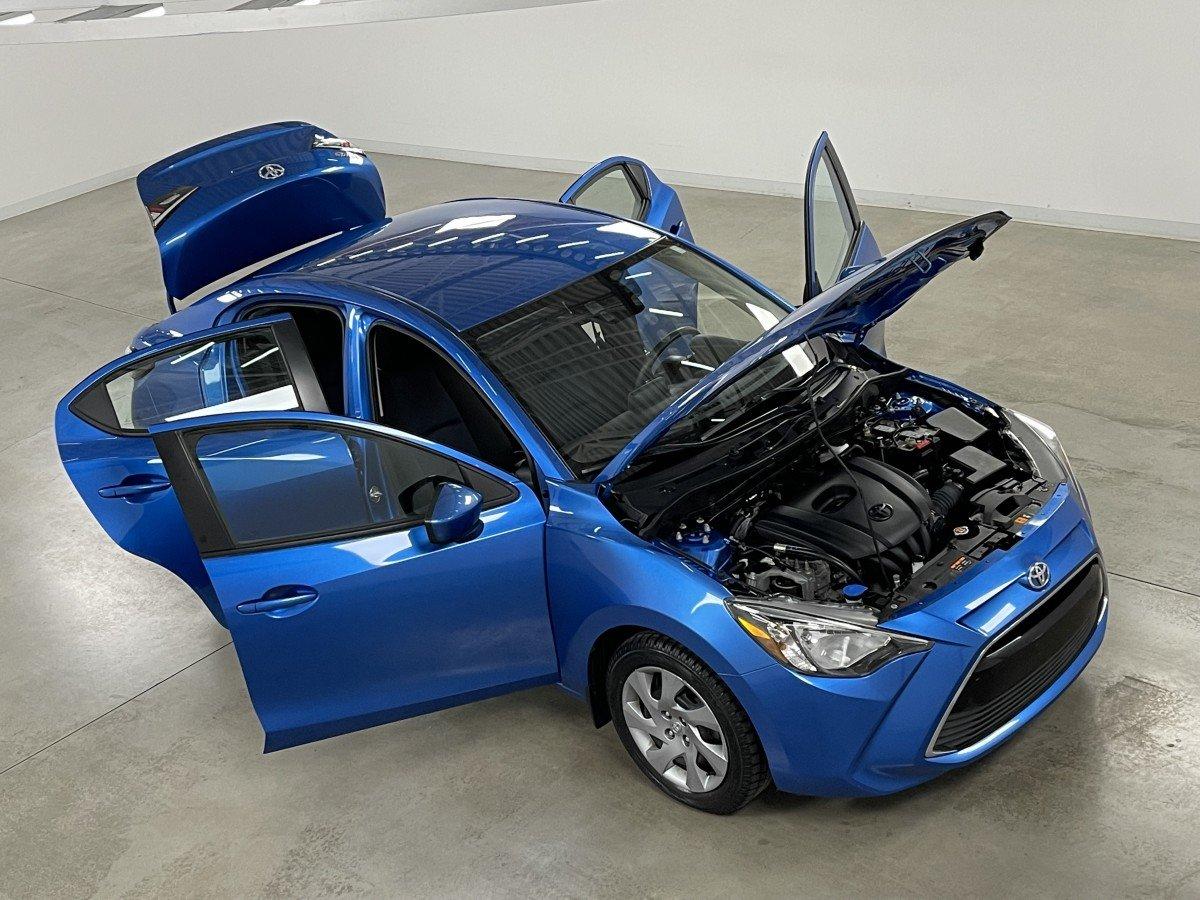 Toyota Yaris 2018 FULL AIR