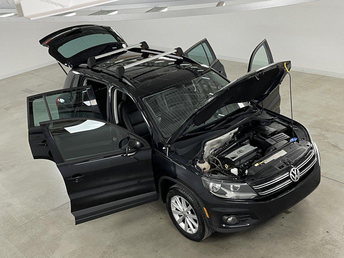 Volkswagen Tiguan 2014 COMFORTLINE