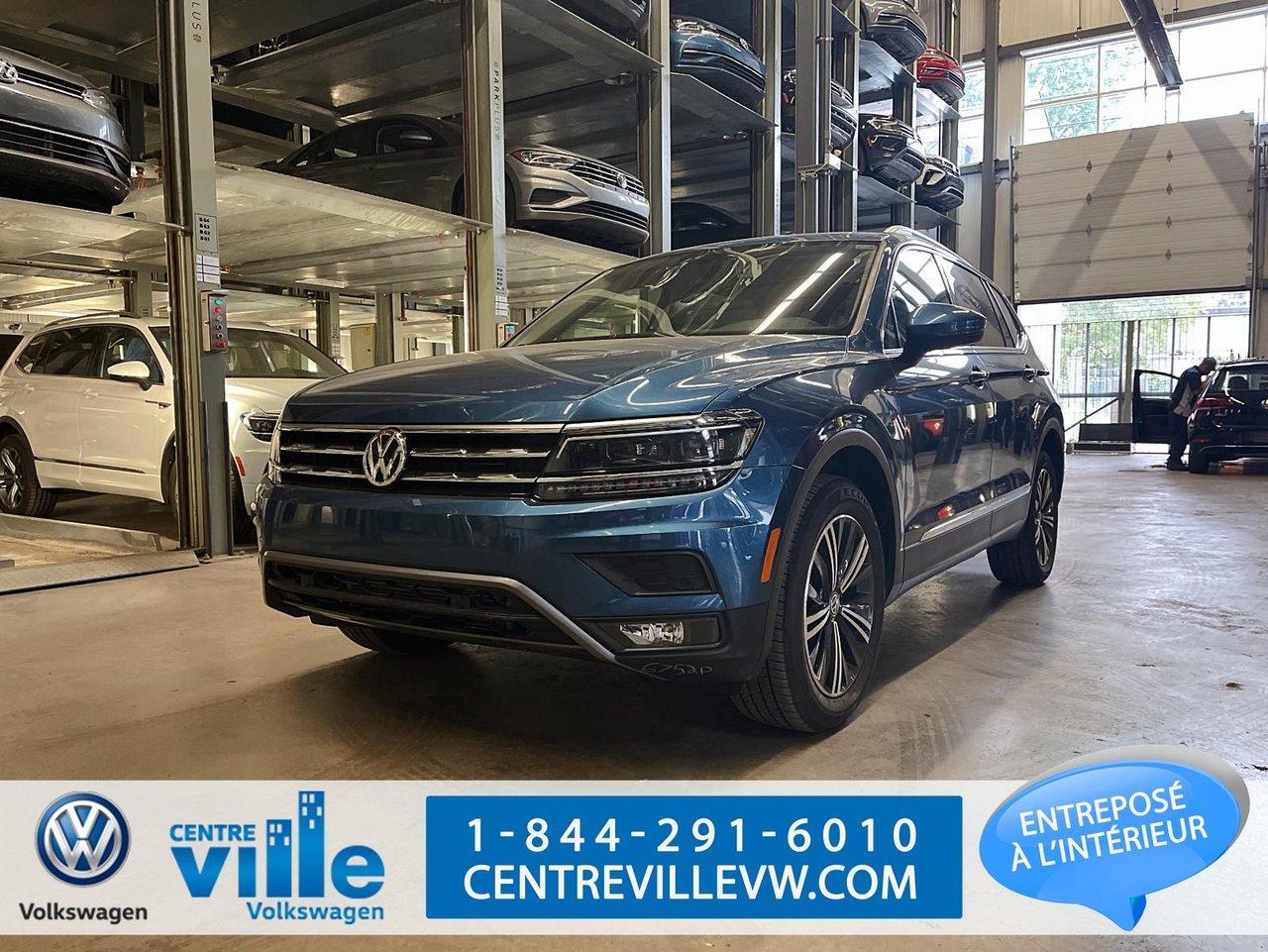Volkswagen Tiguan 2018 HIGHLINE+CUIR+TOIT-PANO+COCKPIT-DIGITAL+++CLE