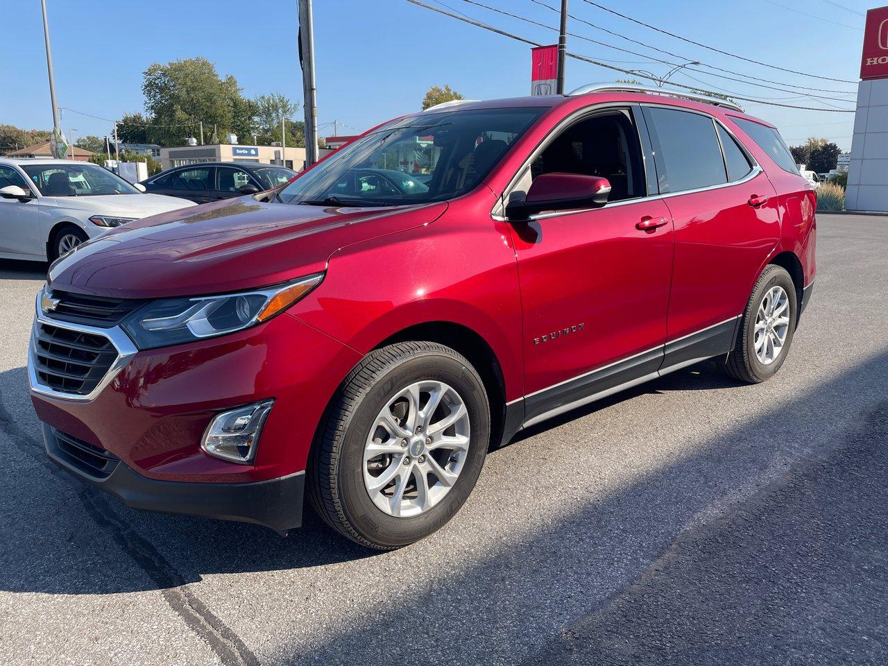 Chevrolet Equinox 2018 LT