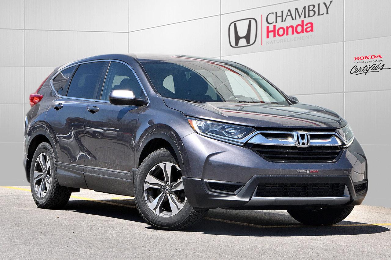 2018 Honda  CR-V *LX*MAG*CAMERA RECUL*