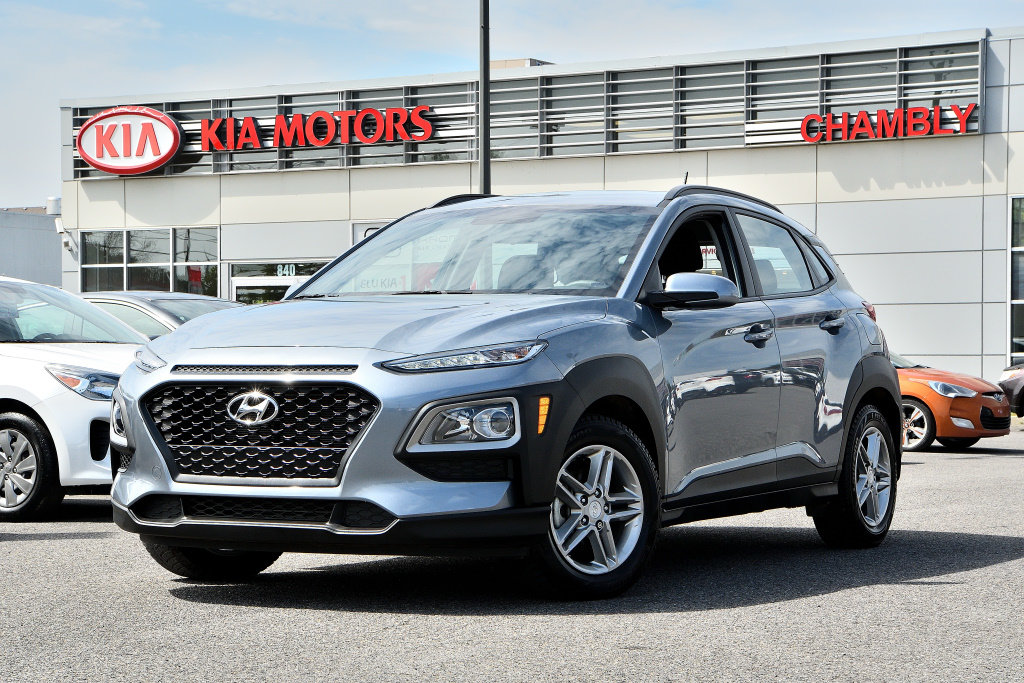 2018 Hyundai  Kona Essential FWD **Android Auto + Apple CarPlay*