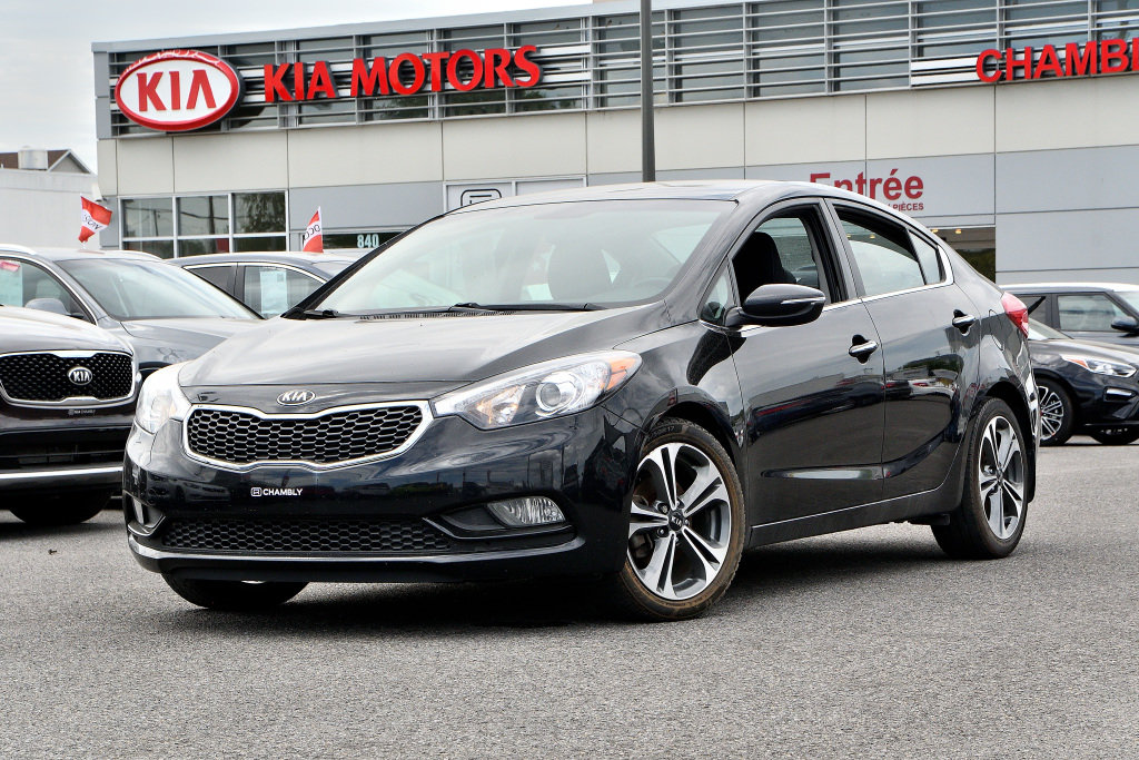 2015 Kia  Forte ÉDITION EX! BANCS CHAUFFANTS+BLUETOOTH+MAGS!