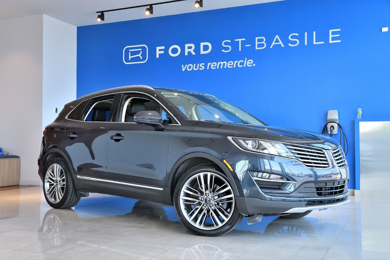 2015 Lincoln  MKC AWD+ECOBOOST+RESERVE+SON THX++++