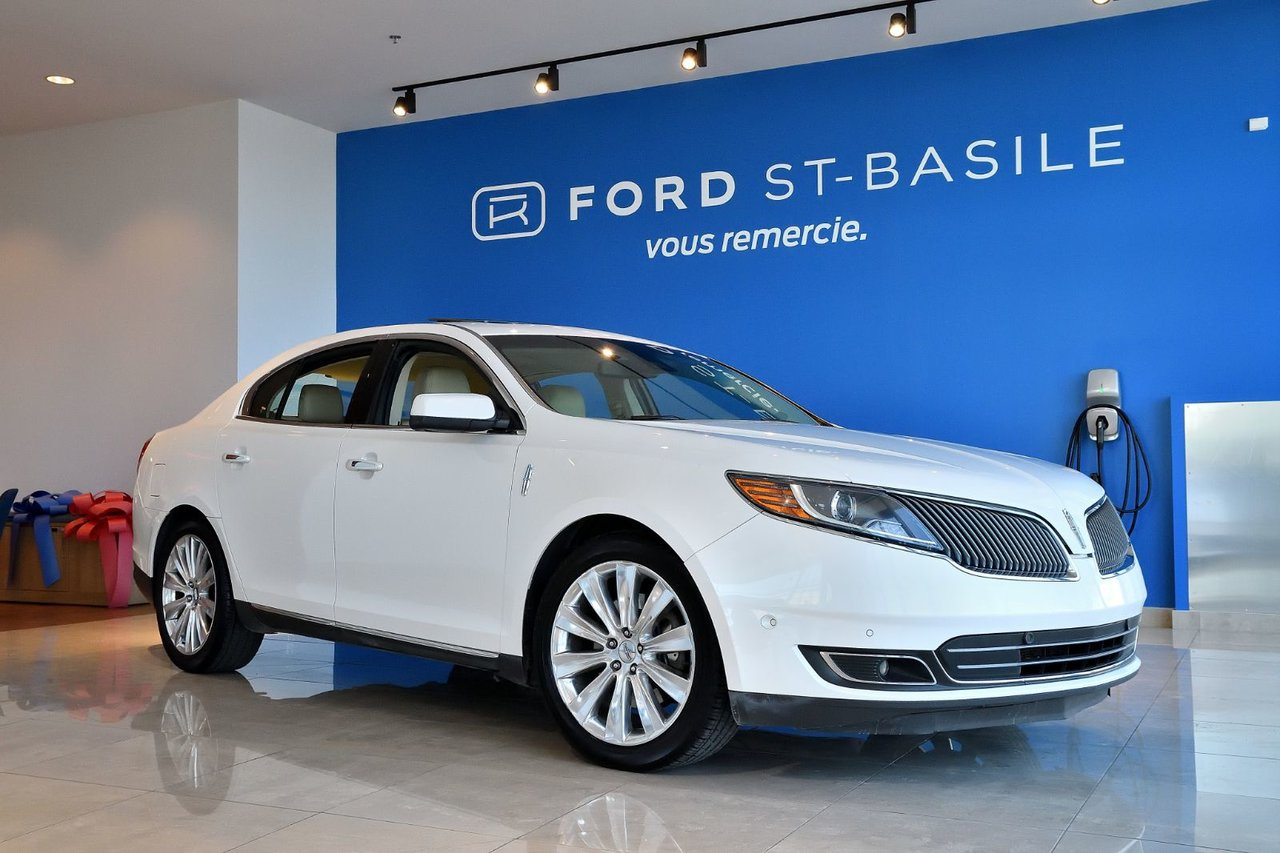 2016 Lincoln  MKS 3,7L ECOBOOST+ELITE PACK+TECH PACK+TOIT PANO+