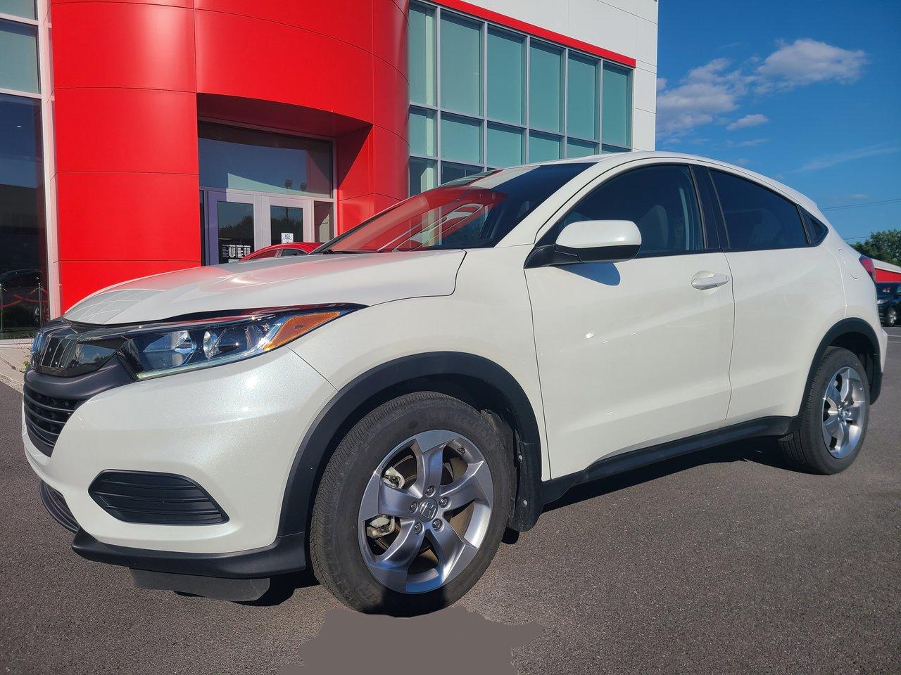 Honda HR-V 2019 LX Bas Kilométrage Un seul propriétaire
